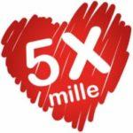 Logo 5 per 1000